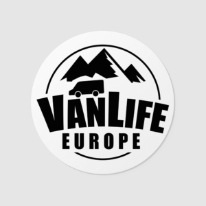 VanLife Europe Sticker