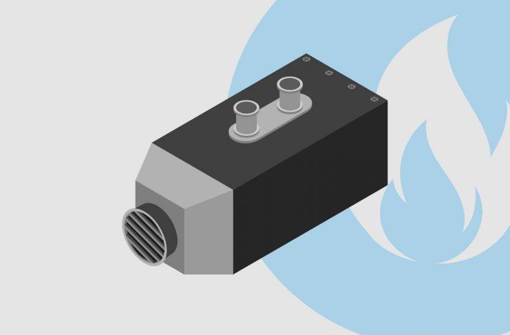 Campervan Diesel Heater