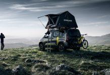 Peugeot Rifter 4x4 Concept 2019