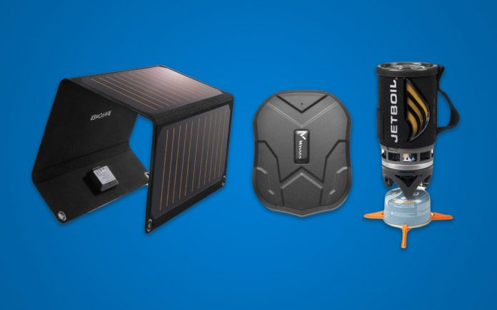 VanLife Items Campervan Gadgets