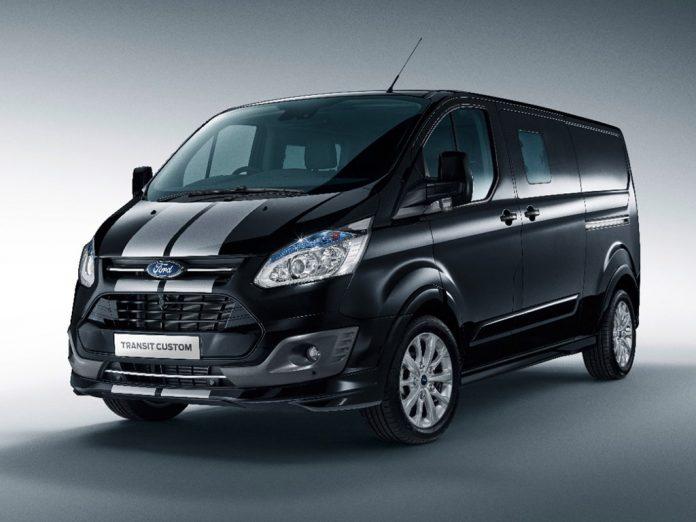 top medium van for campervan conversion Ford Transit Custom