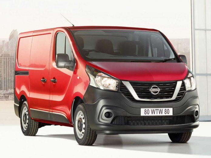top medium van for campervan conversion Nissan NV300