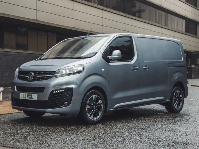 top medium van for campervan conversion Vauxhall Vivaro