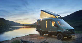 The Hymer VisionVenture – the future of VanLife?