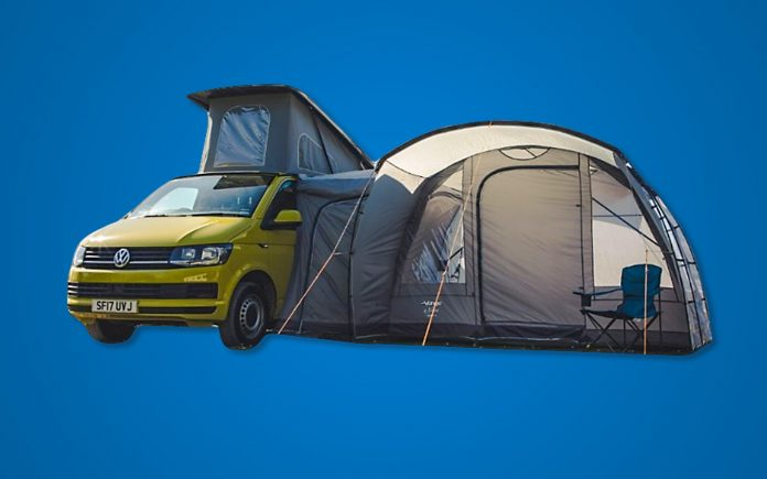 The Best Campervan Driveaway Awning