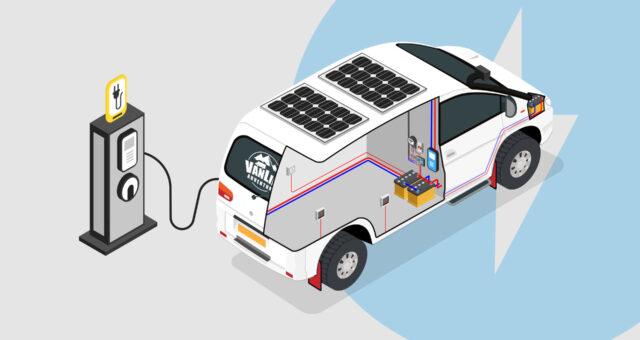 Campervan Electrical System