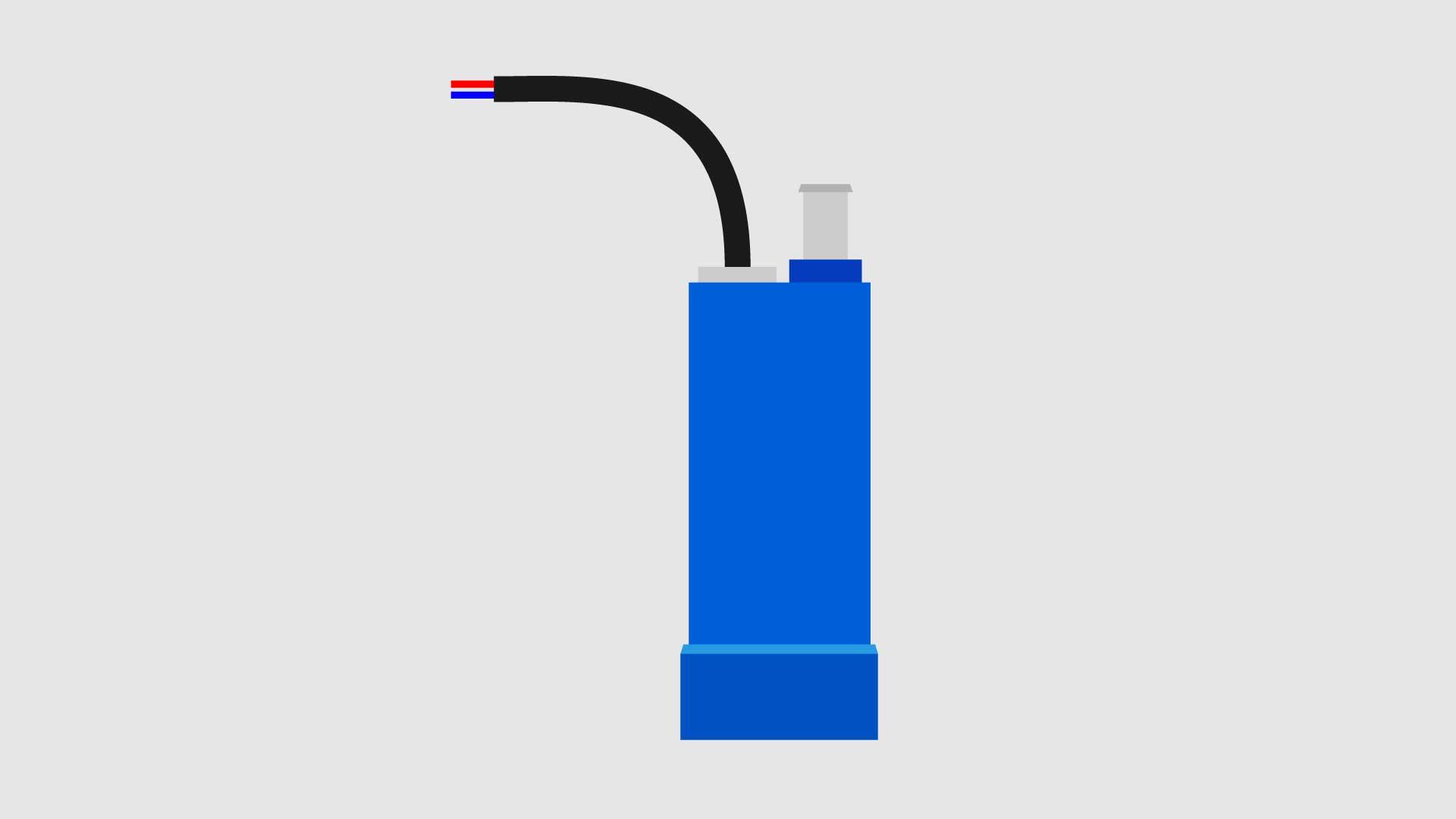 Campervan Water Pump