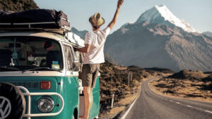 why campervans perfect lockdown holiday