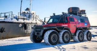 Avtoros Shaman: The 4x4 Campervan for the End of the World