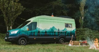 Rumi: The Most Beautiful Campervan On The Internet