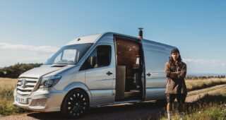Faith: The Ultimate Mercedes Sprinter Campervan by Supertramped.co