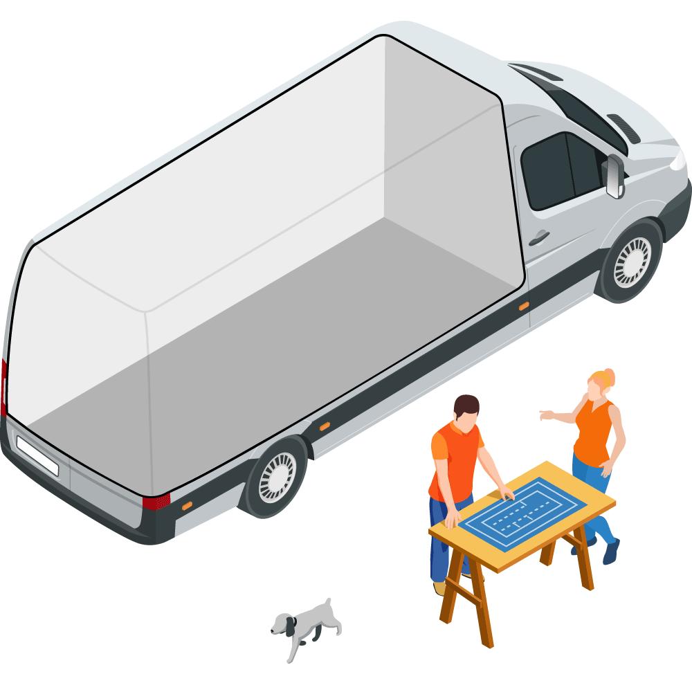 campervan conversion planning