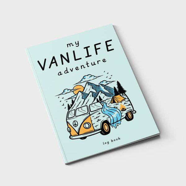 VanLife Adventure Travel Journal
